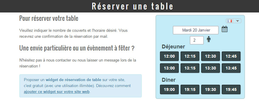 Table GuestOnline