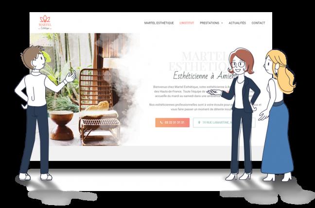 Ems solution professionels web