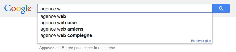 Localisation google